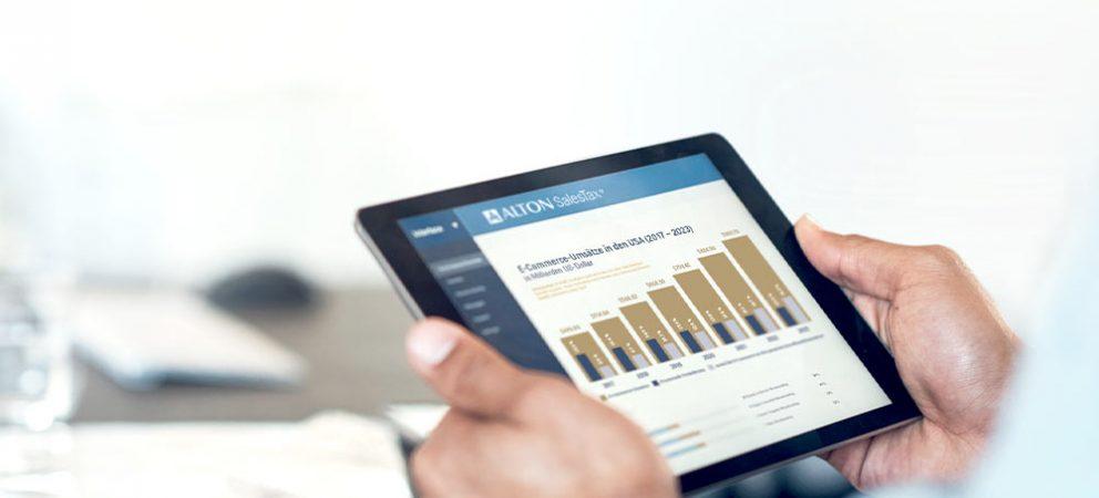 Alles zum Thema Sales Tax - Jetzt auf www.salestax.de