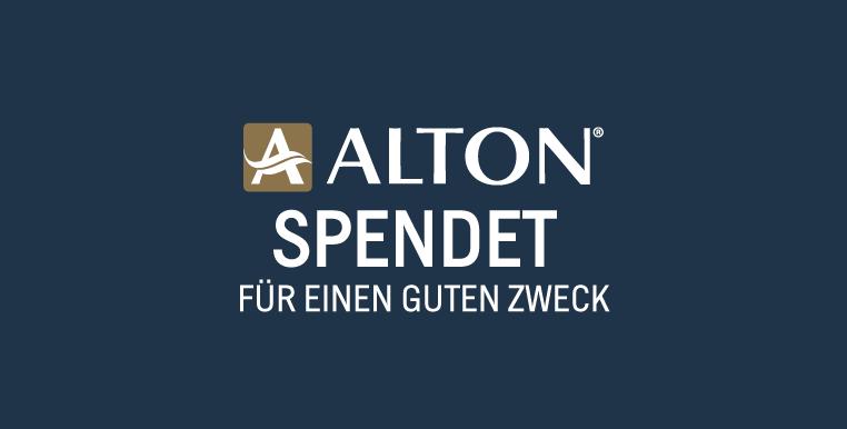 ALTON spendet weitere FFP2-Masken im Wert von über 20.000 Euro
